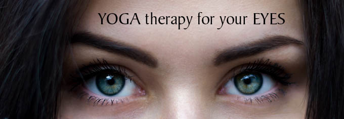 Yoga Therapy for the Eyes course cover